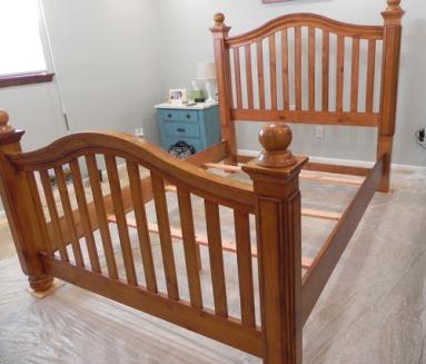 bed frame 2