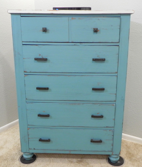 Chest of drawers 4